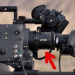 HDx35 optical adapter on the Arri ALEXA